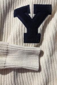 yale sweater