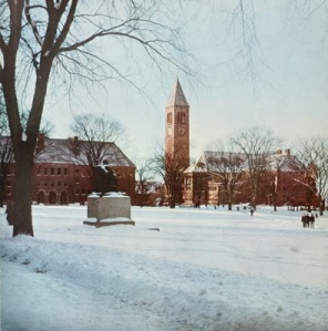 Cornell Campus 1957