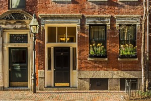 Beacon Hill townhouse-L