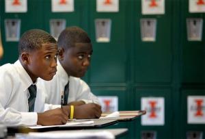 Prep School Students
