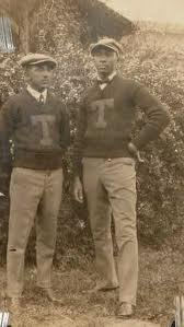 Tuskegee letter sweaters