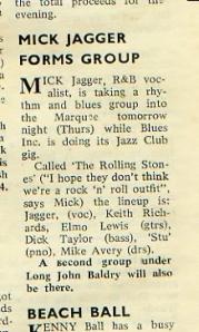 Mick rock n roll news clip