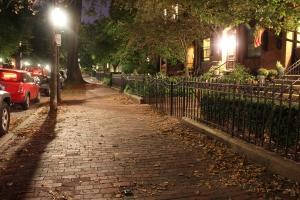 Marlborough Street - Boston