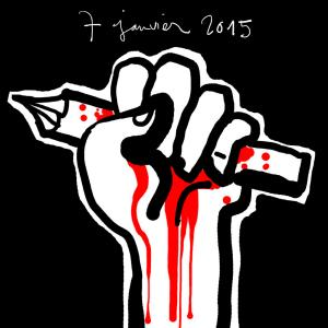 Charlie Hebdo 2 - Paris