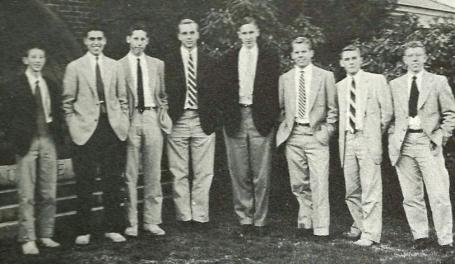 Ivy Style 1950s