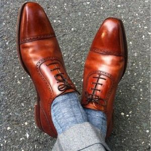 OMB Blog - Lace Up Shoes