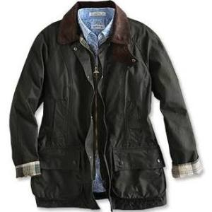 OMB Blog - Women's Barbour Jacket