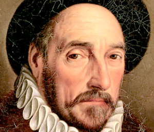 "Michel de Montaigne. His ""Essays"" are worth a read."